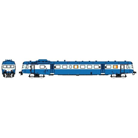 """X-2907 Bleu Logo """"SNCF"""" Dépôt de LIMOGES Ep.V Analogique"""