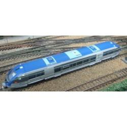 X73500 TER Logo SNCF CARMILLON Toit bleu