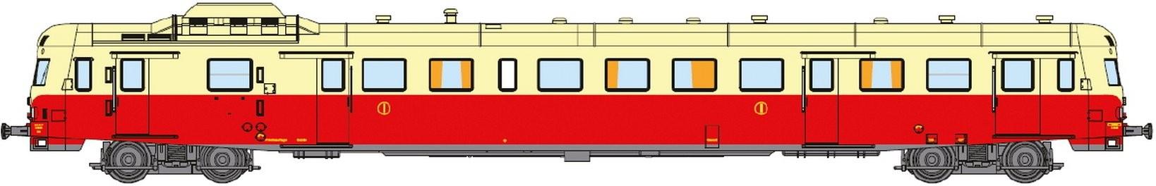 Autorail X2800 - Série 4