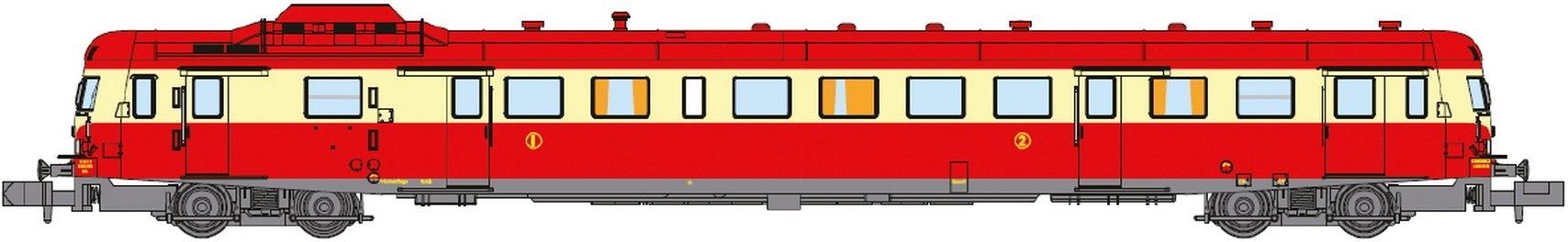Autorail X2800 - Série 3