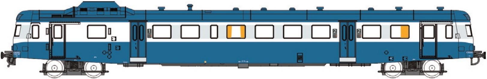 Autorail X2800 - Série 2